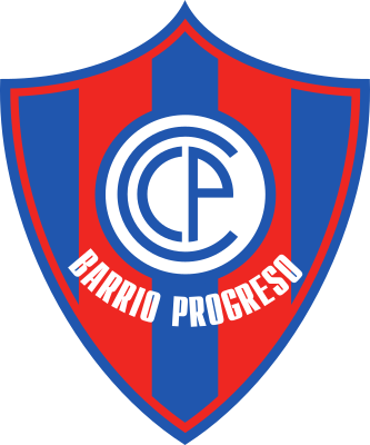 escudo Club Cerro Porteño de General Aquino (Barrio Progreso, General Elizardo Aquino)
