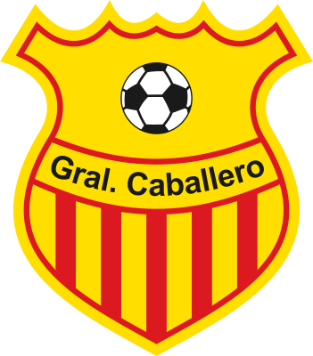 escudo General Bernardino Caballero Foot Ball Club (Curupayty, Arroyos y Esteros)