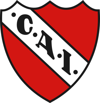 escudo Club Atlético Independiente (Paso Yobai)
