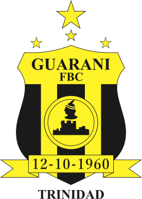 escudo Guaraní Foot Ball Club (Trinidad)
