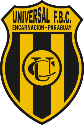 escudo Universal Football Club (Encarnación)