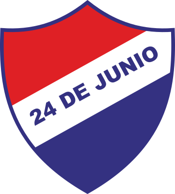 Escudo Club 24 de Junio