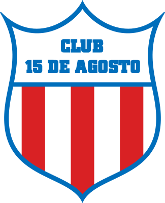 Escudo 15 de Agosto Football Club