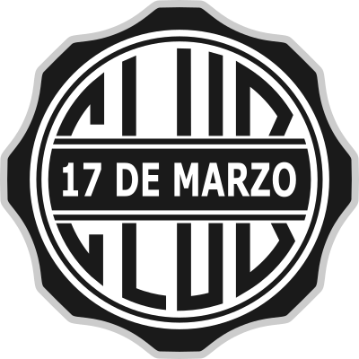 escudo 17 de Marzo Football Club (San Patricio)