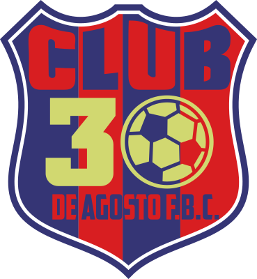 escudo 30 de Agosto Football Club (Santa Rosa)