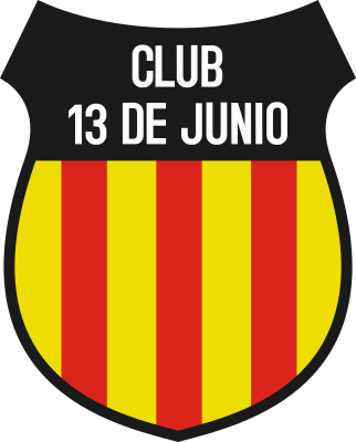 escudo Club 13 de Junio (San Antonio)