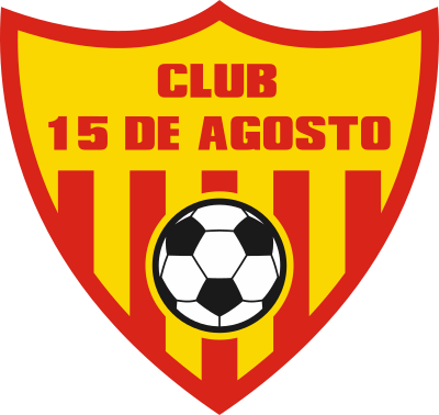 escudo Club 15 de Agosto (Guarambaré)