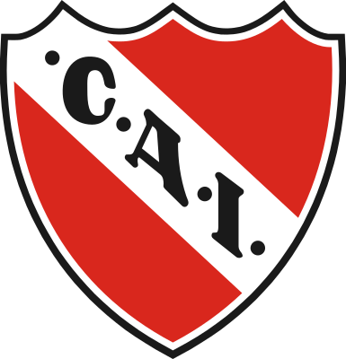 escudo Club Atlético Independiente (Barrio Colon, Guarambaré)