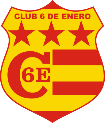 escudo Club 6 de Enero (Guarambaré)