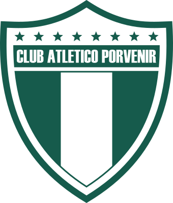 escudo Atlético Porvernir Foot Ball Club (Barrio Arekaja, Mariano Roque Alonso)