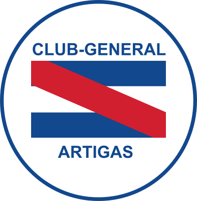escudo General Artigas Foot Ball Club (Barrio Loma Pytá, Asunción)