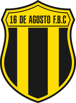 escudo 16 de Agosto Foot Ball Club (Compañia Maramburé, Luque)