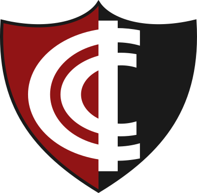 escudo Club Central Independiente (Compañía Isla Bogado, Luque)