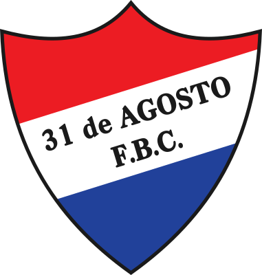 escudo 31 de Agosto Foot Ball Club (4º Barrio, Luque)