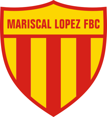 escudo Mariscal López Foot Ball Club (Compañia Ycuá Caranday, Luque)