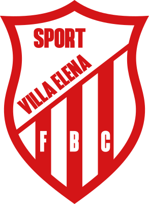 escudo Sport Villa Elena Foot Ball Club (Villa Elena, Luque)