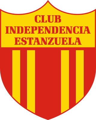 escudo Independencia Foot Ball Club (Compañía Estanzuela, Areguá)