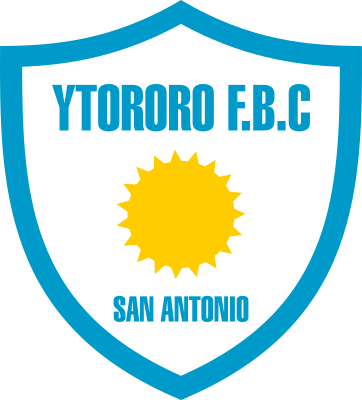 escudo Ytororó Foot Ball Club (San Antonio)