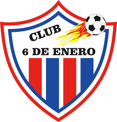 escudo 6 de Enero Foot Ball Club (Ñemby)
