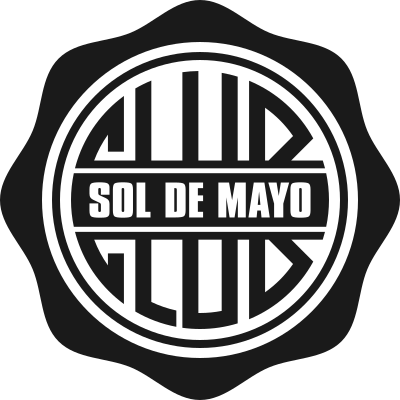 escudo Sol de Mayo Foot Ball Club (Villa Elisa)