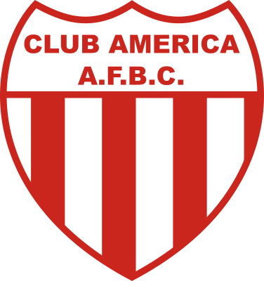 escudo América Football Club (Pilar)
