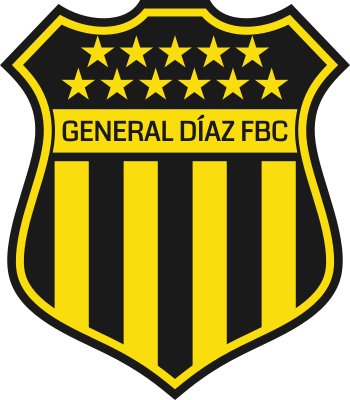 escudo General José Eduvígis Díaz Football Club (Pilar)