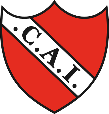 escudo Club Atlético Independiente (Colonia Mburicá, Tacuaras)