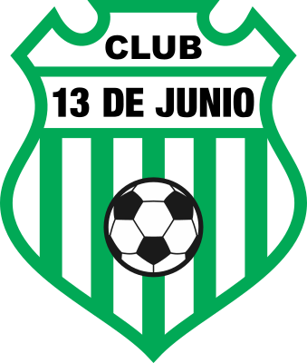 escudo Club 13 de Junio (Bella Vista Norte)
