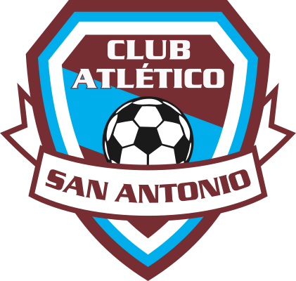 escudo Club Atlético San Antonio (Bella Vista Norte)