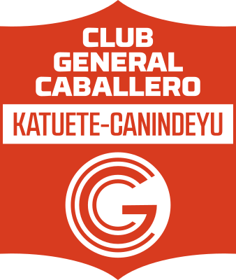 escudo Club General Caballero (Katueté)