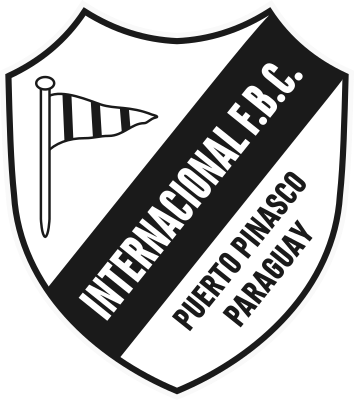 escudo Internacional Foot Ball Club (Puerto Pinasco)
