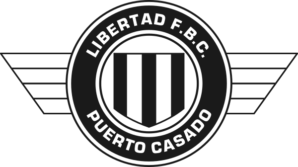 escudo Libertad Foot Ball Club (Puerto Casado)