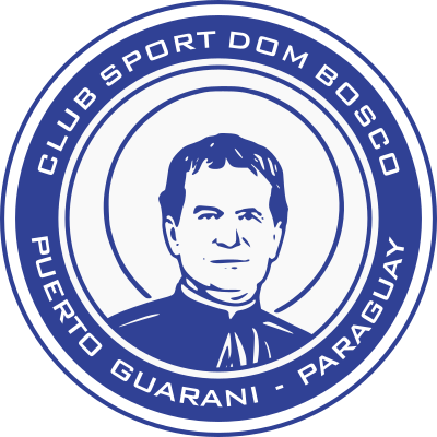 escudo Club Sport Don Bosco (Puerto Guaraní, Carmelo Peralta)