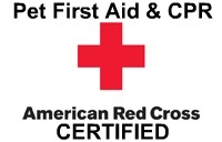 Pet Sitter First Aid and CPR Certified
