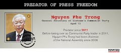 P1 - Nguyen Phu Trong Predator of Press Freedom