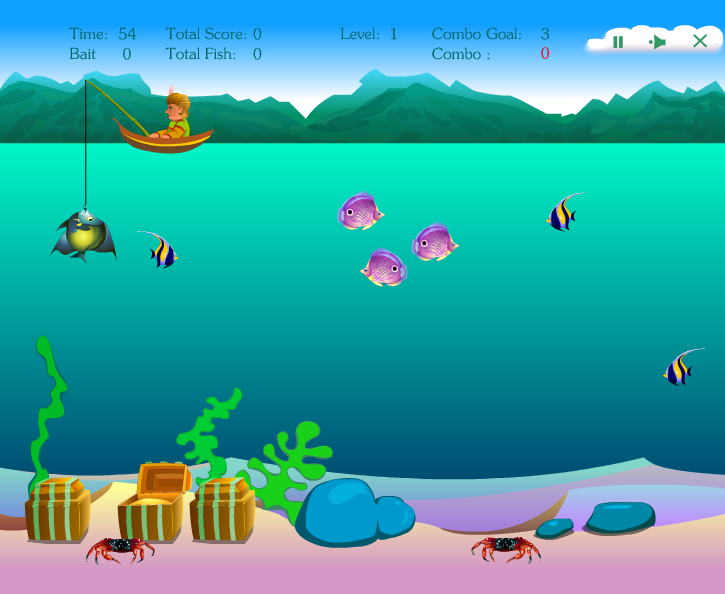 Fortune fishing game free programs utilities and apps for Free online fishing games