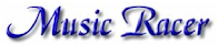 Music Racer website logo