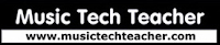 music tech teacher logo