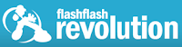 flash flash revolution website logo