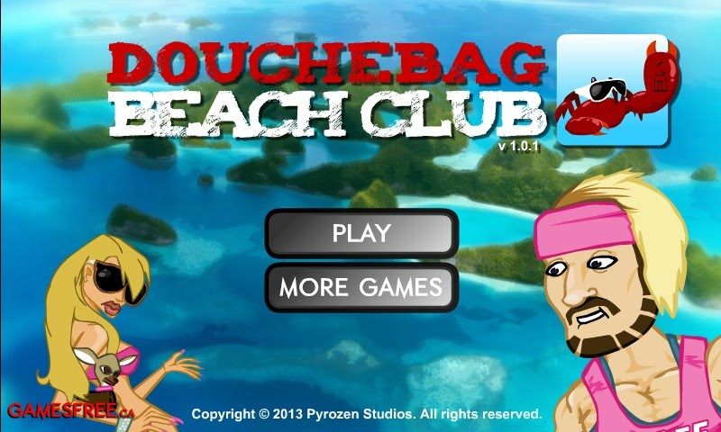 Douchebag Beach Club 2