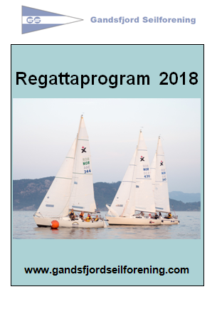 Regattaprogram 2018