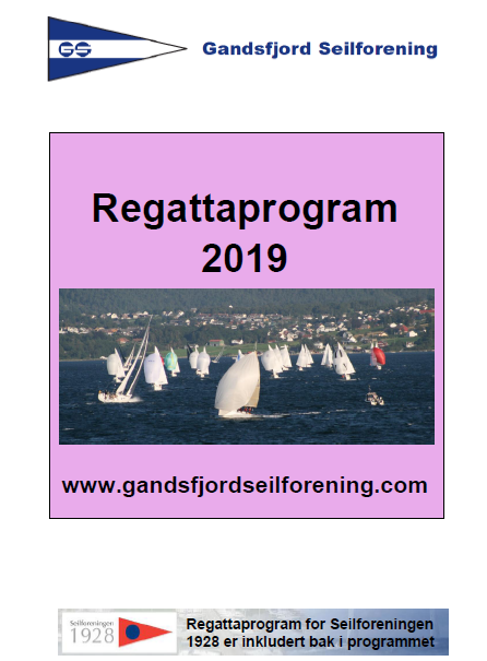 Regattaprogram