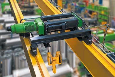 Wire Rope Hoist- Things To Know Before Buying - Gantry Crane