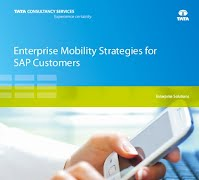 "Tata Consultancy Services: ""Enterprise Mobility Strategies for SAP Customers"""