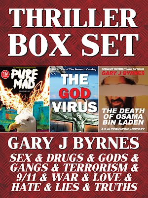 Thriller Box Set by Gary J Byrnes