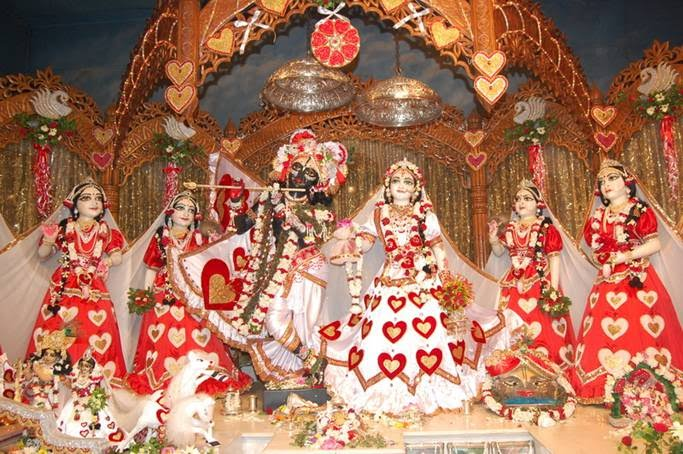 the expansions of rhada and krishna in religion Love of a radha (disciple) for krishna (guru) | lord krishna showed his disciples why radha was dearest to his heart with a test.
