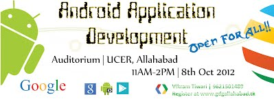 Android Application Development, Poster