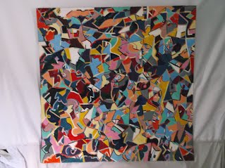 a painting inspired by scriabin's poem of ecstasy