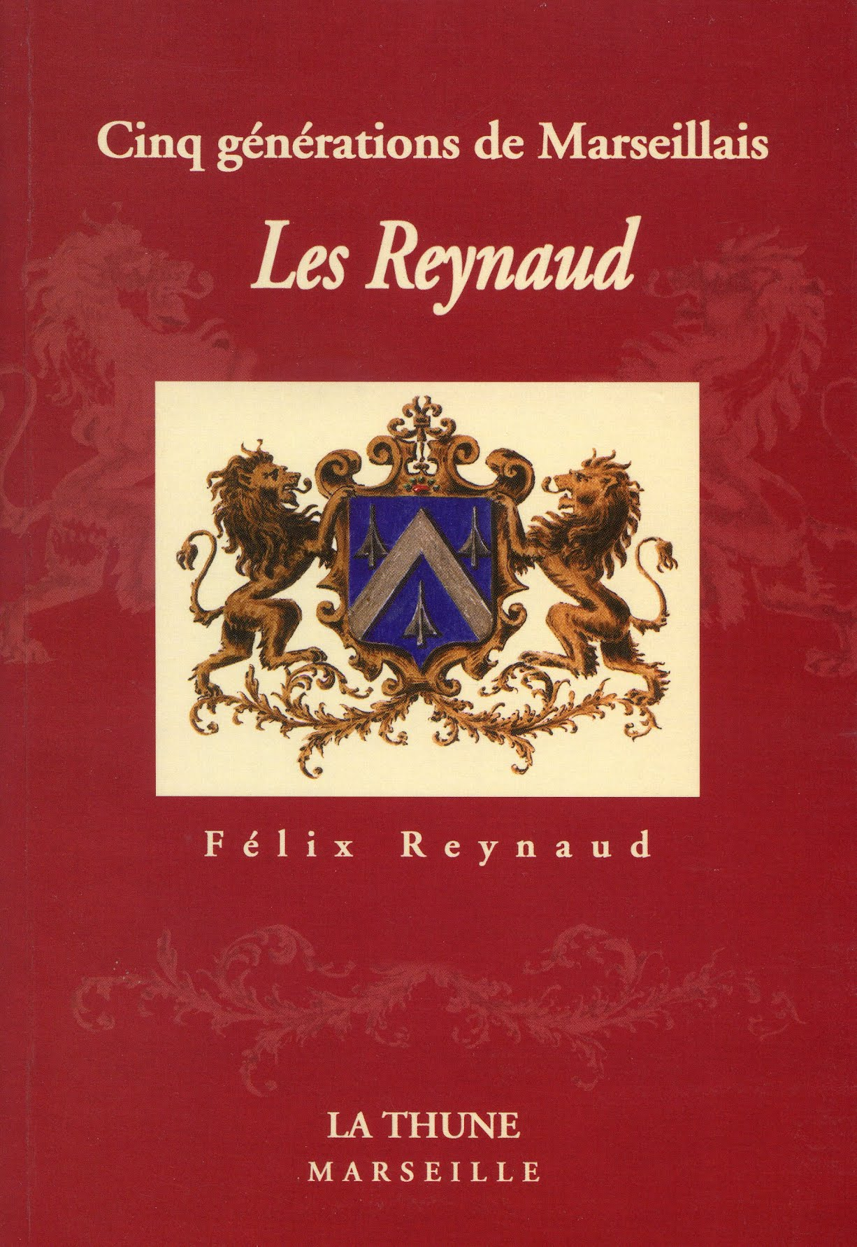 Reynaud f lix g n alogie provence - Chambre de commerce marseille adresse ...