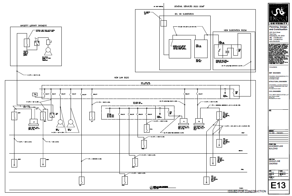 green building diagrams electrical & lighting systems - general services building electrical building diagrams